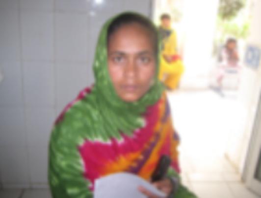 Young patient - Gharo, Mar. 2014