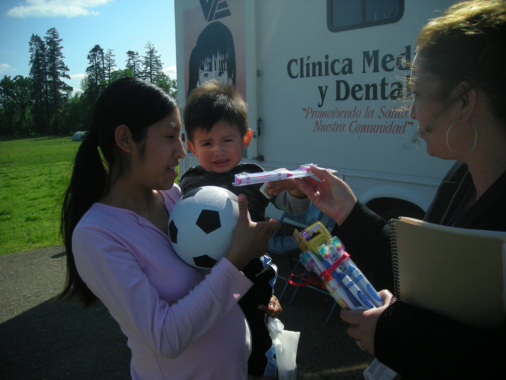 Provide Critical Dental Services to Oregon's Youth