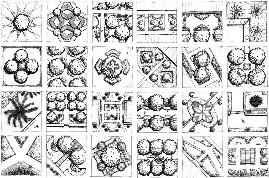 Designs based on zellij patterns -C. Hamilton 2011