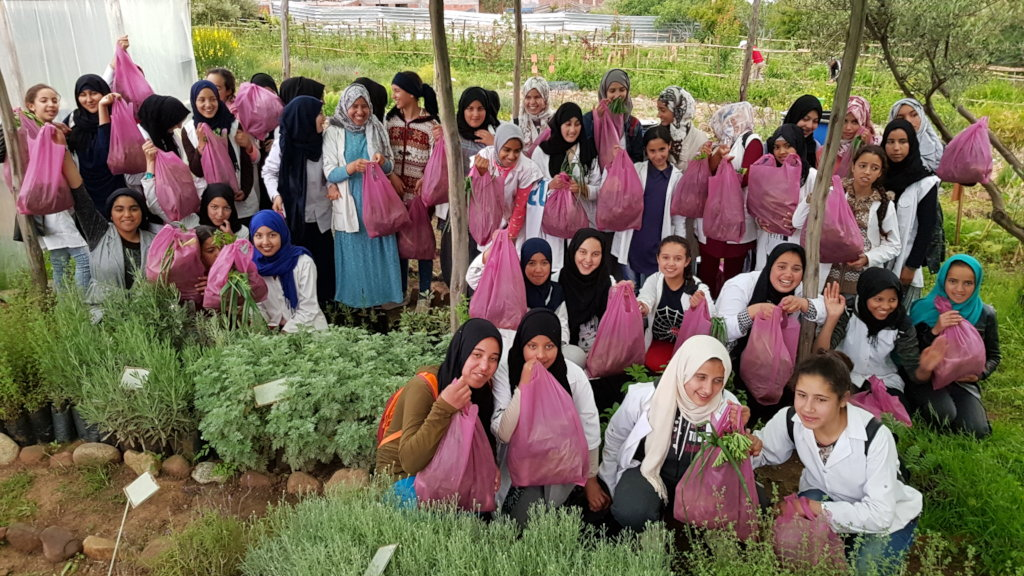 Everyone will bring home vegetables for Ramadan!