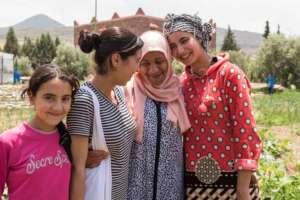 Educate 1300 Girls by Restoring Marrakech Gardens