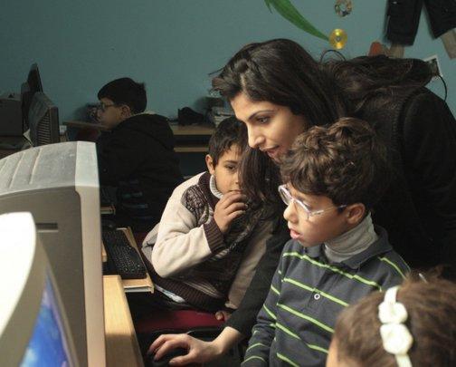 TYO kids learn skills in computer literacy