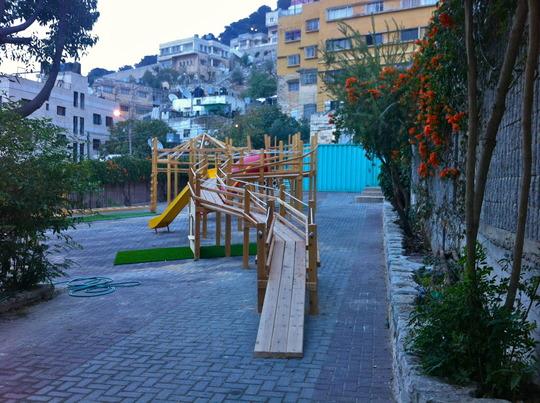 TYO's new playground