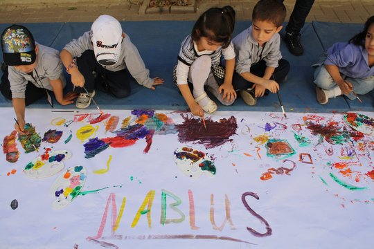 Happy Holidays from Nablus!