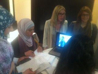 Sahar Learns Technology to Grow Her Business