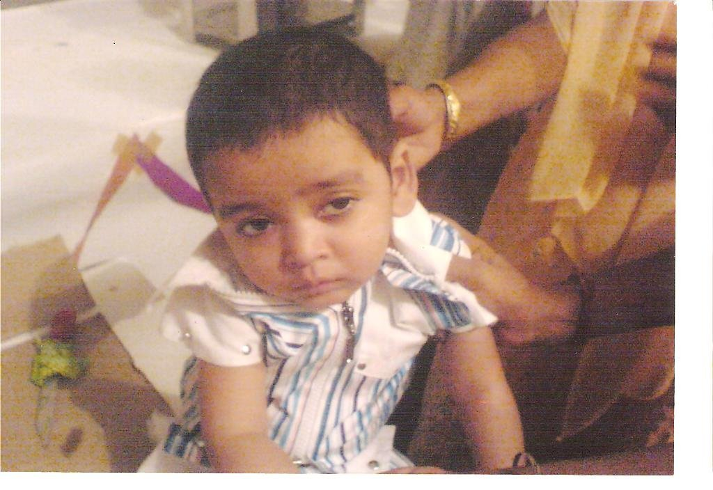 one year old.Deepika