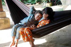 Children of HIV+ Parents