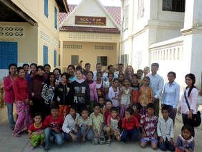 The Salvation Centre Cambodia (Battambang) Team