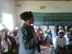 Sabhuku Chidziva: One of few female village heads
