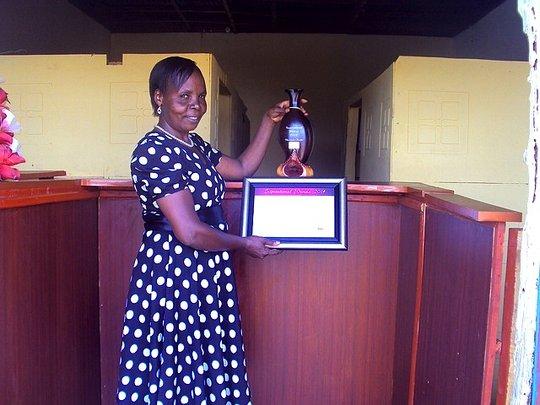 WGEP Kenya partner Aniceta Kiriga