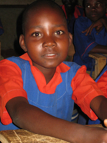 One of our Kenyan Scholars