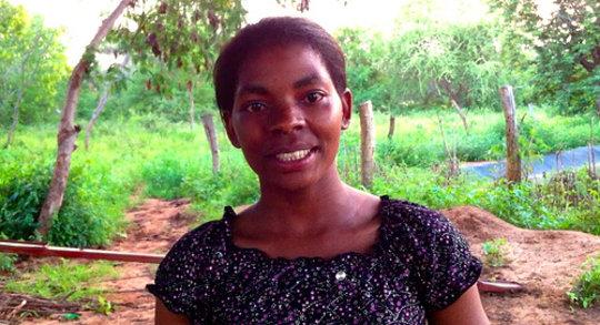 WGEP Kenya scholar Mary