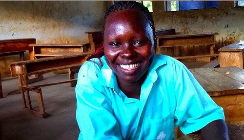 WGEP Kenya scholar Selena