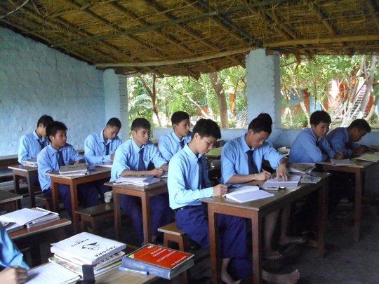 Help us educate 800 children in India