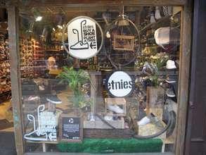Store display window for BASPAT