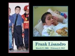In Memory of Frank Lisandro