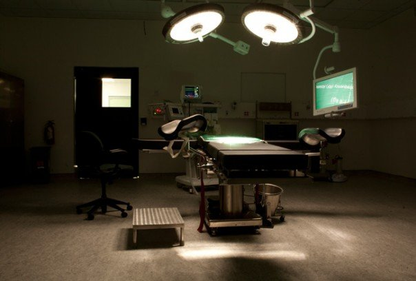 Jon Lascher/Operating Room at University Hospital