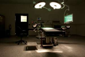 Jon Lascher/Operating Room at University Hospital