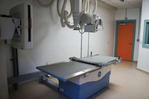 Radiology suite, fully equipped