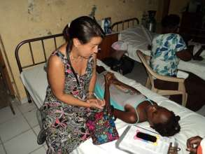 Photo by Johanne Hilaire / Partners In Health