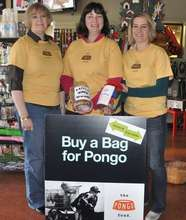 Pet Food Drive for The Pongo Fund