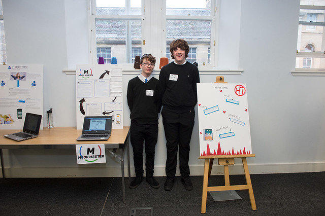 Reports on Students create digital tools to solve problems