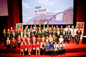 Apps for Good Finalists