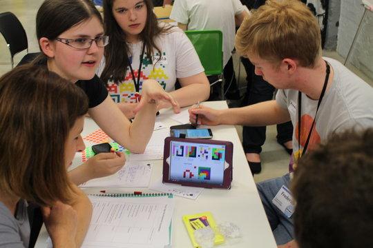 Awards Winners Start Developing Their Apps