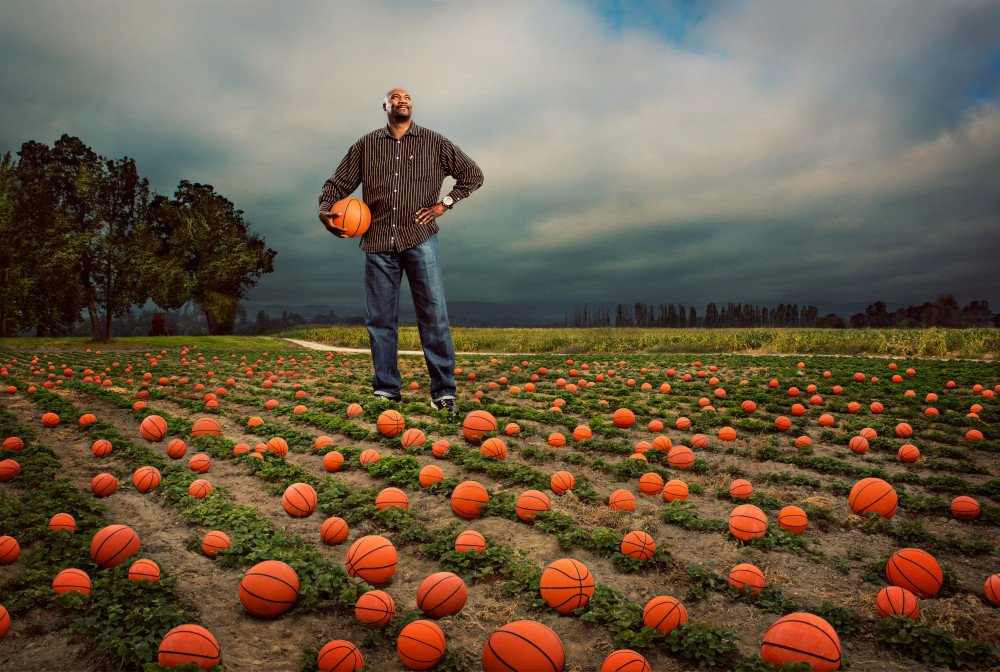 Jerome Kersey, Photo Holly Andres