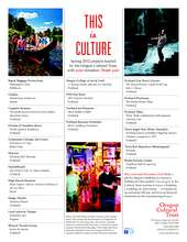 Upcoming Cultural Trust Funded Projects (PDF)