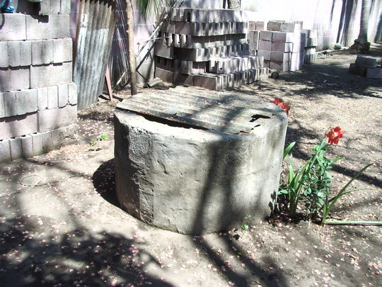 Current latrines pose a health risk to community
