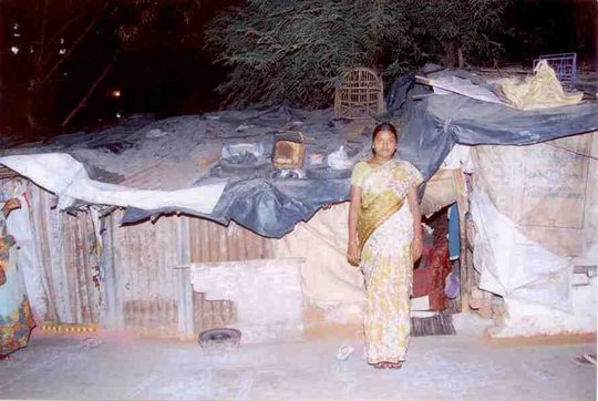 Photo1 - Radhika and her living conditions