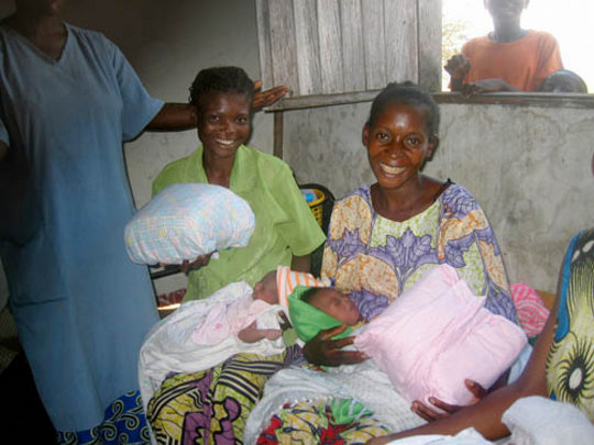 Provide a Safe Motherhood Kit