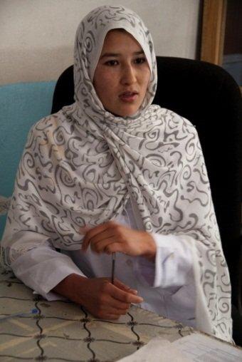 A Young Midwife, Shahrbanoo