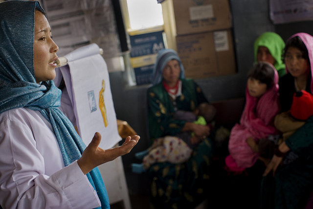 Educate a Midwife - Save Women in Afghanistan