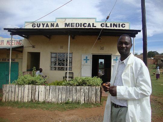 Hard working doctors run busy local clinics