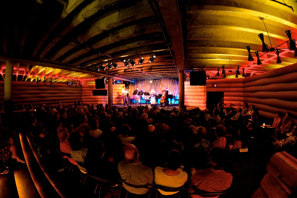 Club Concert at the Doug Fir Lounge