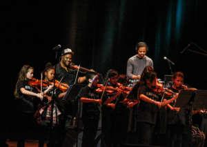 Black Violin Performs at Schnitzer Concert Hall