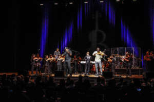 Black Violin with Bravo Youth Orchestra