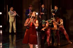 Club Concert: BodyVox with Akropolis Reed Quintet
