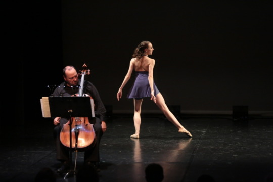 CelloPointe: The Magic of Music and Dance