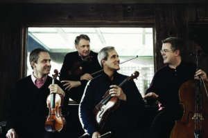 Emerson String Quartet: CMNW Artists-in-Residence