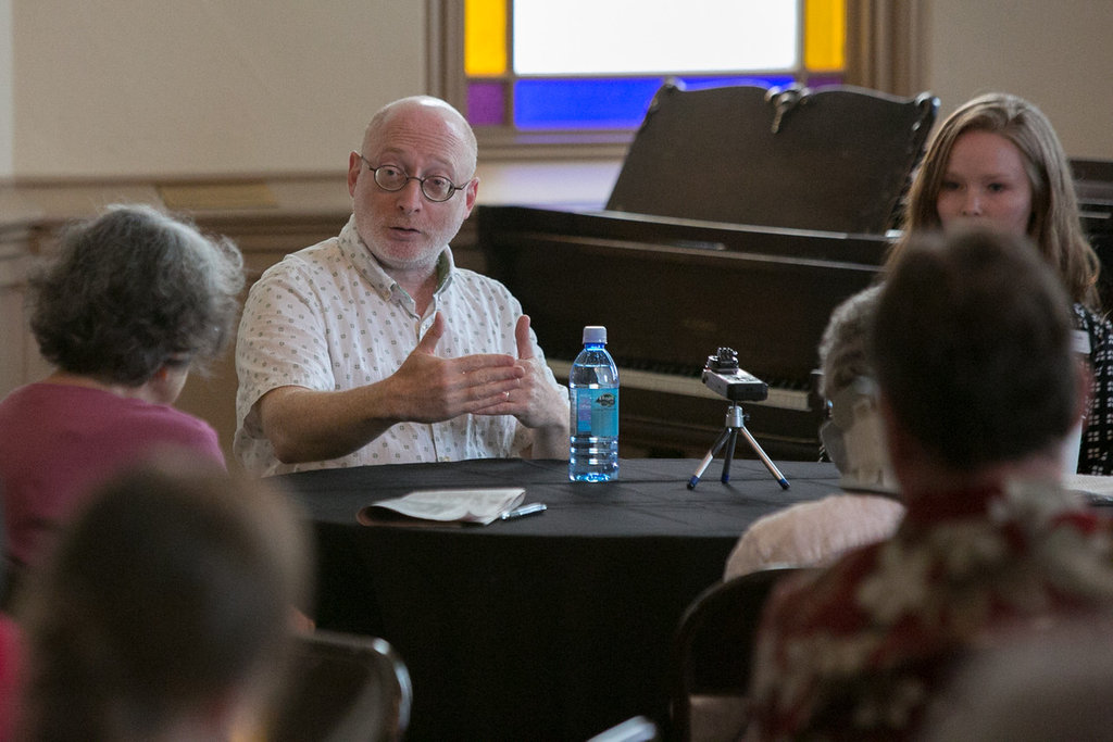 Aaron Jay Kernis discusses his composition