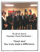 Thank You Letter from PYP Ensembles (PDF)