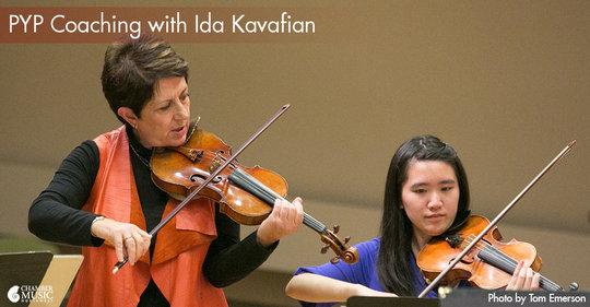 PYP Coaching with Ida Kavafian