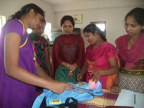 Nurse Training at PN Halli