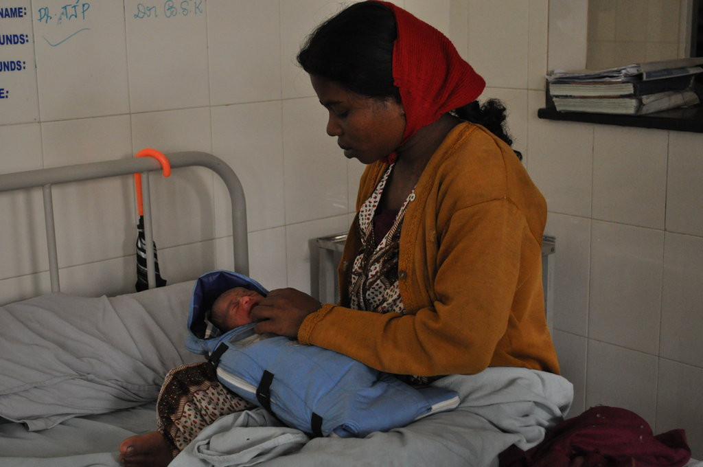 Embrace Infant Warmers Impact Babies Lives India