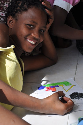 Help us send her to the 8th grade - give now!