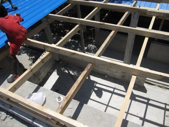 Building the next classroom roof