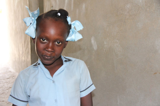 You can help kids like Sonia go to school!